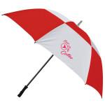Umbrella Red White