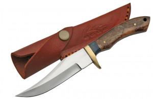 Bone Handled Hunting Knife